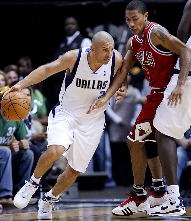 Many have compared No. 1 pick Derrick Rose to future Hall of Fame point guard Jason Kidd. The two square off here in Chicago, only a few weeks after Rose torched Kidd and the Mavs for 30 points in a preseason game.