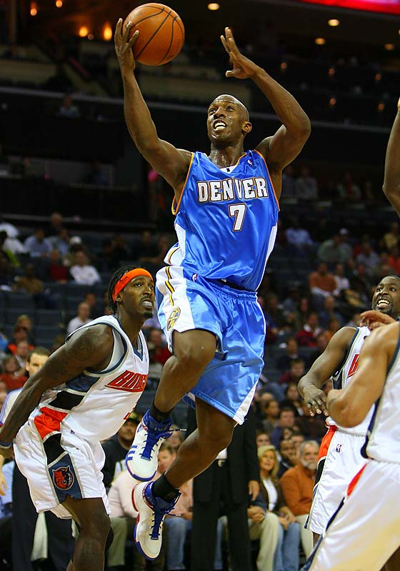 The conventional wisdom was that Chauncey Billups' play in Detroit had slipped the previous few seasons. But he has looked as solid as ever in helping Denver win eight of 10 games since he was acquired for Allen Iverson on Nov. 3. Billups gets a Thanksgiving test here against Chris Paul, the NBA's early leader in assists and steals.