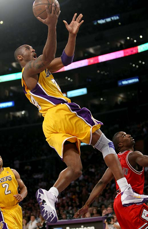 Any matchup between these teams sparks a flashback to Jan. 22, 2006, when Kobe Bryant scored 81 points in a 122-104 victory against Toronto in Los Angeles. Kobe has been relatively subdued early this season, with only one 30-point performance in the Lakers' first 12 games, but the defending Western Conference champions haven't needed big scoring outbursts from him yet.