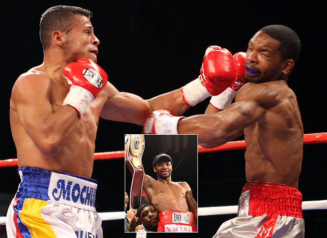 After a controversial end to their first meeting, Kendall Holt and Ricardo Torres agreed to a July 5 rematch. It lasted only 61 seconds. Torres landed a right just 13 seconds into the fight that sent Holt to the canvas. Shortly after, Holt was knocked down again. When he got up this time, though, Holt connected with a massive right hand that knocked out Torres.
