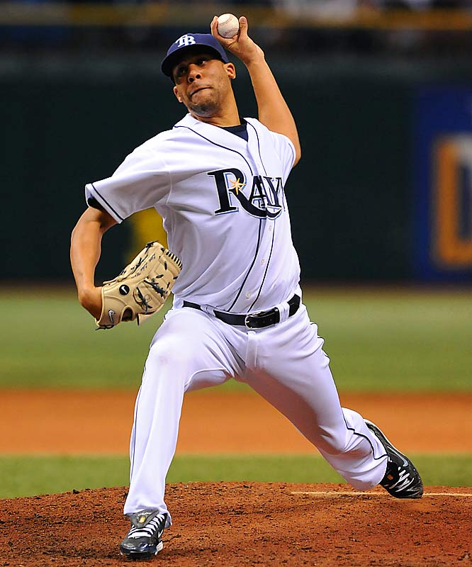 Just months after pitching for Vanderbilt, Price was called in from the bullpen for the most important at-bat in the Rays' brief postseason history. With two outs in the eighth, the bases loaded and the Rays leading the Red Sox by two runs in Game 7 of the ALCS, Price struck out J.D. Drew and pitched a scoreless ninth, sending Tampa to the World Series.