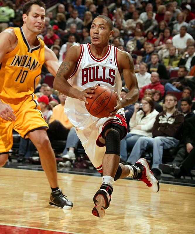 A former McDonalds All-American, Rose helped lead Memphis to the NCAA Championship game and to the most wins in college basketball history (38) in his only season at Memphis. The No. 1 overall pick in the NBA draft, Rose returned to his hometown and the Chicago Bulls, where he's averaged more than 17 points and six assists per game.