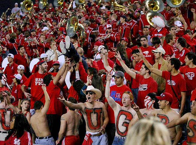 Losing's never fun, but losing to rival Rice was even worse for these Houston Cougars fans.