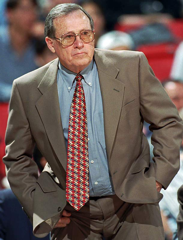 Dallas Coach Dick Motta moved into third place on the all-time coaching wins list (passing Jack Ramsay) with 865 career victories.