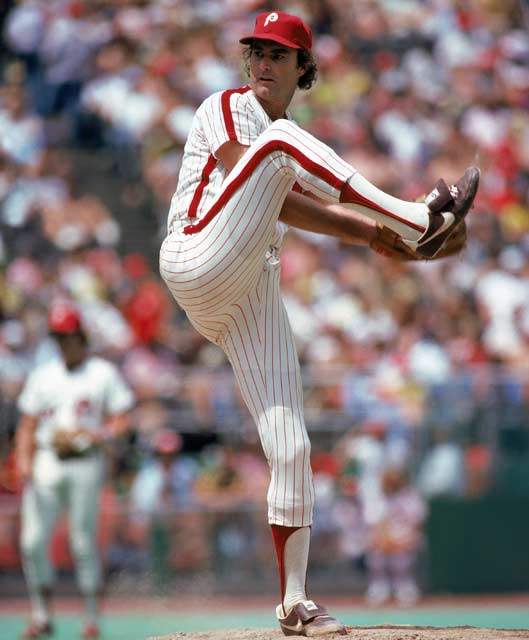 Steve Carlton (1944, pictured) <br>Billie Jean King (1943)<br>Steve Garvey (1948)<br>Tyrell Biggs (1960) <br>Jamel Williams (1973) <br>Jason Lane (1976)