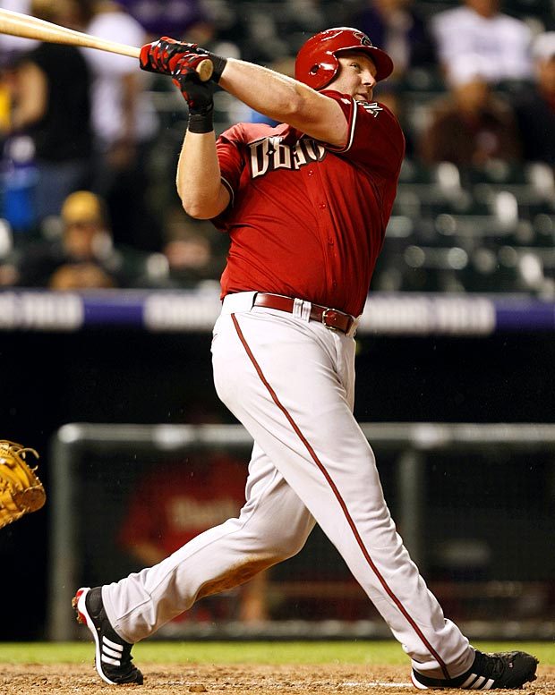 A prodigious power threat, Dunn is also strangely consistent with his home run numbers. Since hitting 46 round-trippers in 2004, Dunn has hit exactly 40 in each of the past four seasons. Always among the league leaders in strikeouts and walks, Dunn can also be a liability in the field, and might be a good fit at DH.