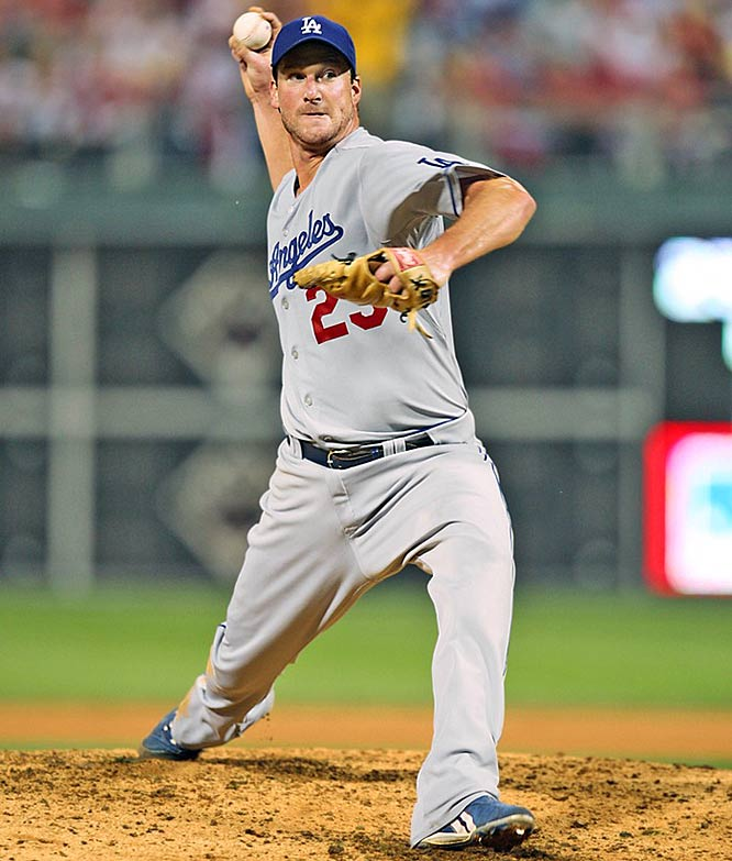 Another Boras client, Derek Lowe is a proven horse who's thrown more than 200 innings in five of the last seven years. Even at 35, the righty is looking for a four- or five-year deal. As other pitchers fall off the board, look for a handful of teams to turn their attention toward Lowe.