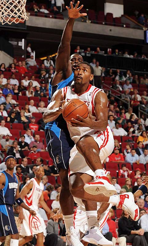 If, as expected, Ron Artest returns on this night from a sprained ankle, then the Rockets will have Artest and fellow small forward Shane Battier together for the first time this season. That means Artest could come off the bench and become a go-to scorer in the second unit, while Battier serves as a complementary three-point shooter and defensive stopper alongside Tracy McGrady and Yao Ming in the starting lineup.