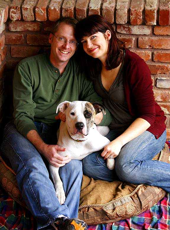 For the time being, Ernie is in foster care with the Bay Area couple.