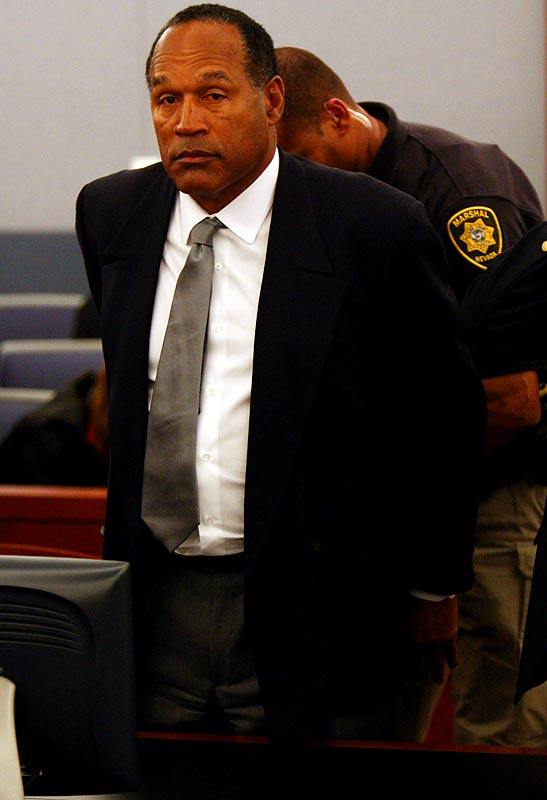 After all three of his co-conspirators testified against him, Simpson was convicted on all 12 counts and sentenced to a prison term of at least 15 years.<br><br>Send comments to siwriters@simail.com.