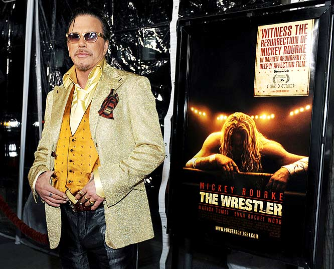 Forget about everything you have seen and heard about Rourke (yes, he's a train wreck and, no, you can barely recognize him anymore). His performance in The Wrestler is not only Oscar-worthy, but also the film is one of the best this year. It's easily the best pro wrestling movie since, um, well, ever.