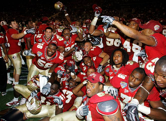 The young Seminoles (9-4) throttled underachieving Wisconsin and finished the season with more than eight wins for the first time since 2004. Although the 'Noles offense looked explosive and the defense scored two touchdowns, the game MVP was FSU's punter, Graham Gano, who averaged 48.2 yards on five punts and had three downed inside the Wisconsin 5.