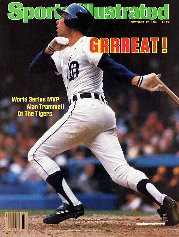 A six-time All-Star and four-time Gold Glove winner, Trammell played his entire career in Detroit and won a World Series MVP award in 1984. Trammell batted .285 for his career, drove in 1,003 runs and hit 185 home runs.