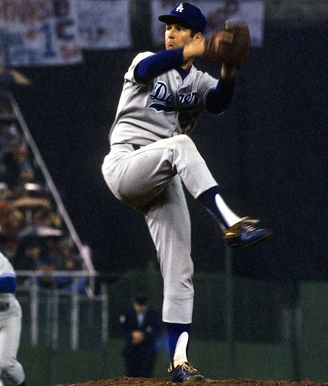 Known best for the surgery that bears his name, Tommy John is the seventh-winningest lefty in baseball history with 288 victories. A four-time All-Star, John pitched 26 seasons in the big leagues and retired with a career ERA of 3.34.