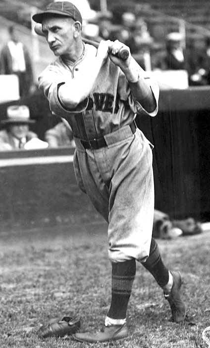 A scrappy shortstop who was closer to David Eckstein than Hanley Ramirez at the plate, Maranville at first had a roller coaster ride in the balloting, dropping from 20.6 percent in 1945 to 11 percent in 1946, then zooming to 56.5 percent in '47 and back down to 31.4 percent in '48. From there, though, it was a steady rise until he finally passed the threshold in 1954.