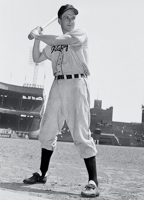 Kiner spent more time on the ballot than he did in the major leagues. His 10-year career was cut short by back injuries, but he hit 369 home runs and averaged over 100 RBIs per season. His 13th year on the ballot was lucky enough: he received 273 votes, one more than was needed for election.