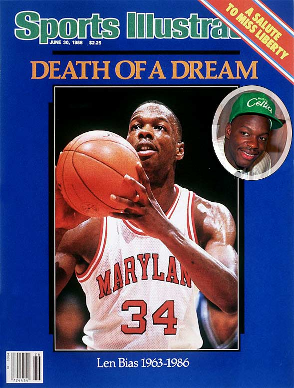 The worst part of his job, Stern has said, is banning players from participation, a penalty imposed on repeat drug abusers such as Roy Tarpley, Lewis Lloyd, Mitchell Wiggins and Richard Dumas. In 1986, three days after being selected by Boston with the second pick in the draft, Maryland's Len Bias died of a cocaine overdose. The NBA's anti-drug policy grew stiffer during Stern's tenure, and his league has largely avoided the problems with steroids and other performance-enhancing drugs that trouble baseball and football.
