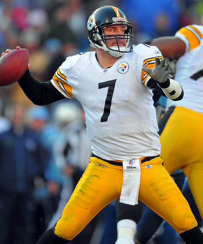 QB or not QB? That is the question in every Super Bowl, where the MVP is often the winning QB (22 of 42 times). Not so Big Ben in his first Super go-round. Admittedly nervous throughout Supe XL, he finally drove the Jerome Bettis Farewell Tour bus safely home. Now three years older and wiser, Roethlisberger could join Terry Bradshaw as Super Steeler QB MVP's. Official Vegas Odds: 2-1.