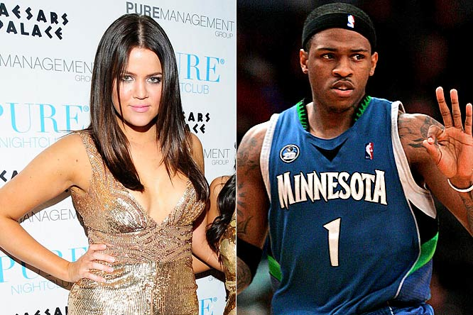 We all know about Kim Kardashian and Reggie Bush but it seems that now Khloe Kardashian is dating an athlete as well. The youngest Kardashian is apparently hooking up with Timberwolves guard Rashad McCants after Bush played matchmaker last fall. The only question now is what athlete will be lucky enough to nab Kourtney, the last and hottest Kardashian.