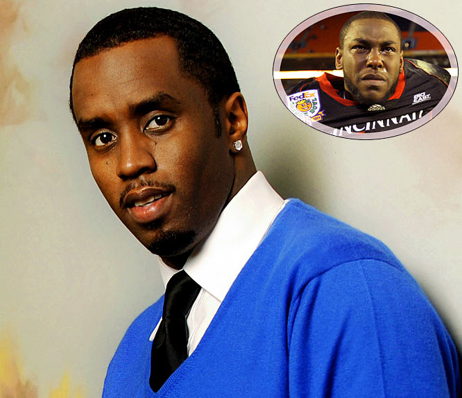 Who would have ever thought Diddy would become an Orange Bowl storyline? He might not have been at the game, but he knocked Cincinnati out of its plush digs at the Fontainebleau as he was holding a $400/ticket party that featured a poolside performance by Maroon 5. After getting beaten by Virginia Tech, I'm sure most of the Bearcats wish they would have at least got to enjoy the party.