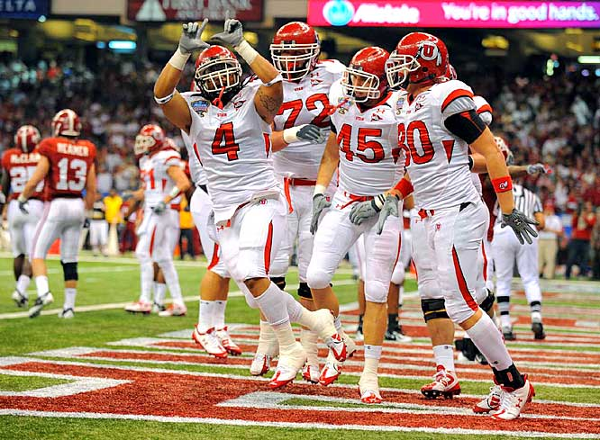 Sure, the 13-0 Utah Utes, the only undefeated team in college football, should have a shot to be the national champions after beating Alabama, ranked No. 1 for much of the season, in the Sugar Bowl. But the last thing sports needs is an attorney general getting involved in the situation. The BCS isn't fair but it isn't illegal.