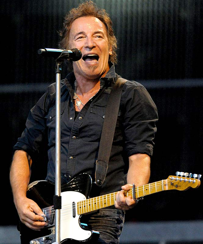 The Boss will headline this year's Super Bowl Halftime Show, and if you want to blame someone for Springsteen finally agreeing to the gig after saying no about a dozen times over the years, look no further than Tom Petty. Springsteen liked the simplicity of Tom Petty & The Heartbreakers' performance last year and decided that would be something he'd like to do. You know, as long as Janet Jackson and Justin Timberlake weren't involved.