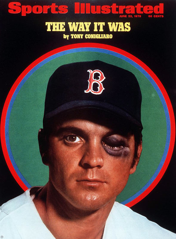In the middle of an All-Star season, Tony Conigliaro was hit by a pitch that changed the young slugger's life. Jack Hamilton's fastball broke Conigliaro's cheek and severely damaged his retina, forcing the outfielder to miss the 1968 season. In this SI cover story, he recounts the injury and his comeback.