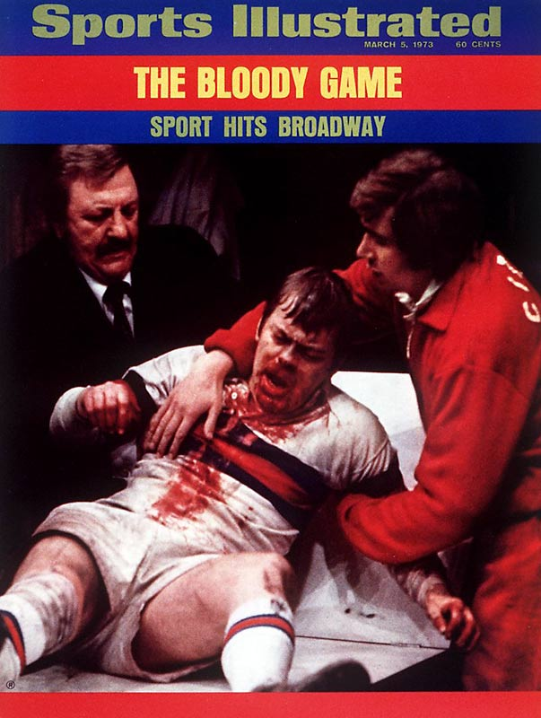 The run only lasted five months and 192 performances, but in March 1973, The Changing Room -- a play about a North England rugby team -- made its way to Broadway. Seemed like a good idea at the time ...