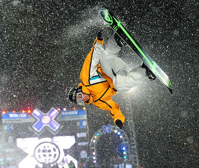 SI's best shots from the recently completed Winter X Games.