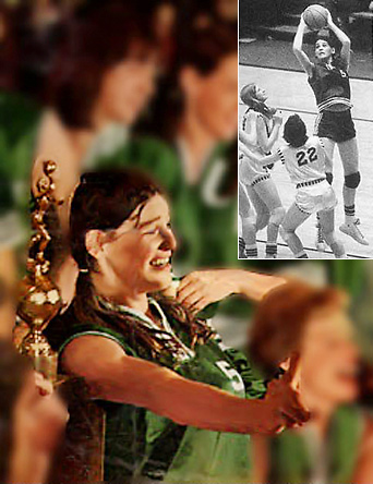 Long scored 111 points in one game and averaged an eye-popping 62.8 points while leading Union-Whitten High to the state title in 1968. She poured in 218 points during her team's three-game championship run, including a playoff record 93 against Bennett. One year later, the San Francisco Warriors made her the first female ever selected in the NBA draft.  Worthy of consideration: Janet Guthrie, Shawn Johnson, Lynne Lorenzen and Doreen Wilbur.