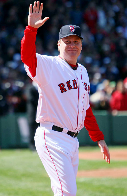 One of the game's most dominant pitchers and grittiest competitors, Schilling announced in a March 23 blog post that he was calling it a career. The right-hander won a World Series with Arizona in 2001 and with Boston in 2004 and 2007. He finished his career with 3,116 strikeouts, 14th most in baseball history, a 216-146 record and a 3.46 ERA. He was even better in the postseason, with an 11-2 record, the best of any pitcher with at least 10 decisions, and 2.23 ERA in 19 career starts.