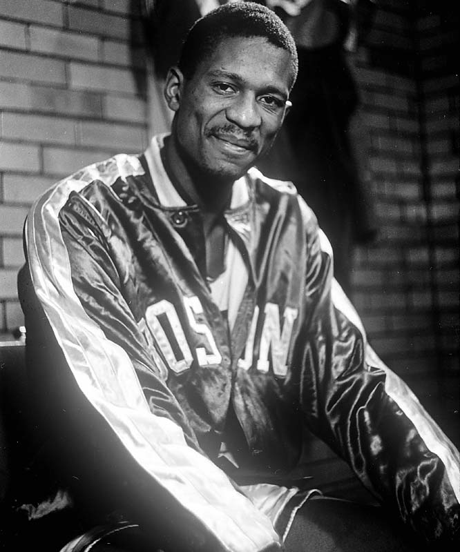 Bill Russell, widely regarded as the greatest center in Celtics history, won 11 championships in 13 seasons.