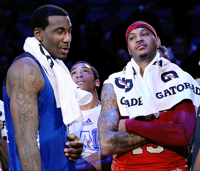 With the new tandom of  Amar'e Stoudemire and Carmelo Anthony, the Knicks are positioned for success for years to come.