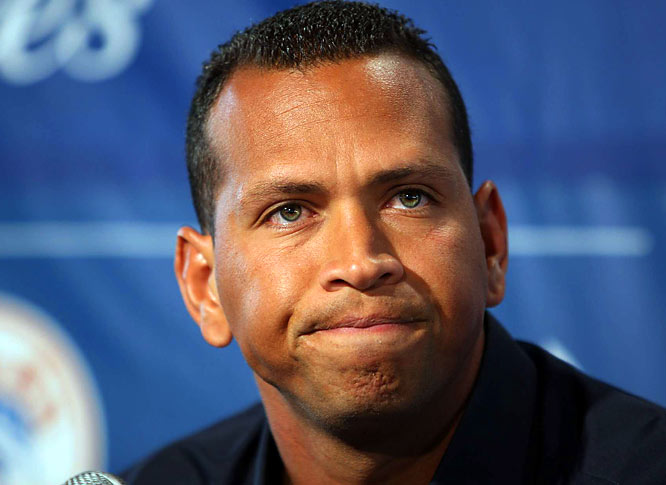 Alex Rodriguez dropped a bombshell when he admitted using performance-enhancing drugs while playing for the Texas Rangers from 2001 through '03. Now the biggest question in baseball remains: How will Rodriguez perform with the circus that will undoubtedly surround him all season? The Yankees' World Series hopes hang in the balance.