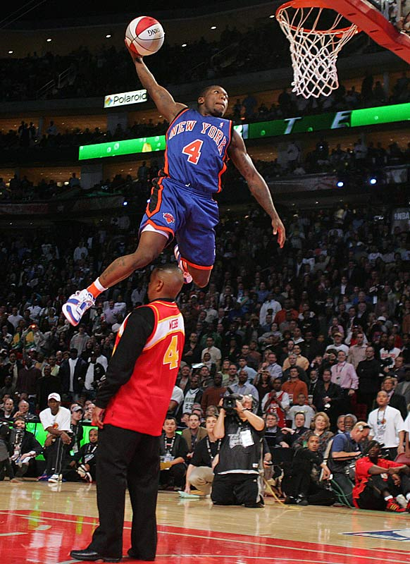 NBA Dunk Contest Winne...