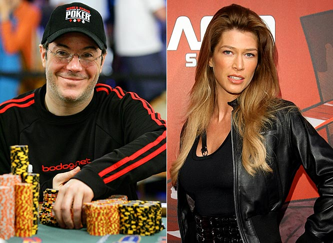 "Jamie Gold had never met Amber Smith before he hosted his ACED celebrity poker tournament at the CUN Academy Awards Gala and may never see her again, but he very nearly sent the ""Celebrity Rehab"" and ""Sober House"" star to the World Series of Poker. Gold, who won the 2006 WSOP, literally taught Smith how to play poker two minutes before the tournament started and she ended up placing third after Phil Hellmuth knocked her out. As if anyone needed another reason to dislike Hellmuth."