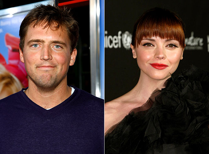 "Easily my favorite couple on this list is my good friend Owen Benjamin and Christina Ricci, who have been together since they shot ""All's Faire in Love"" last fall in Michigan. Benjamin, who was in ""The House Bunny,"" is about to star in the upcoming CBS web series ""Heckle U,"" in which he plays a slacker who excels at heckling helpless opponents during men's college basketball games along with Tom Arnold."