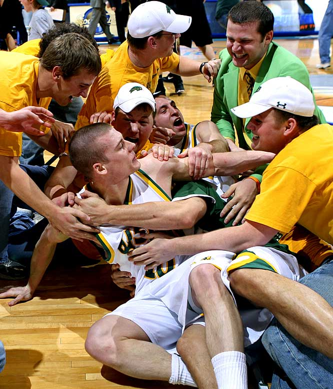 In their first season of Division I basketball, North Dakota State stormed into the NCAA Tournament on the momentum of Ben Woodside's first ever game-winning shot. Can they ride that momentum deep into the Dance?