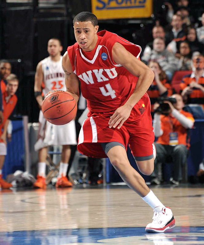 A.J. Slaughter and the Hilltoppers held off a late charge to beat Illinois and knock off a No. 5 seed in the first round for the second straight year.