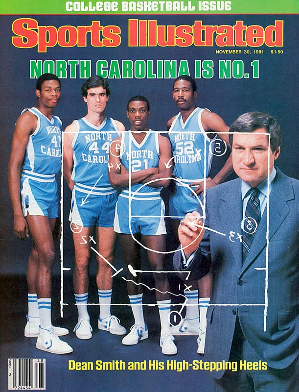 Jimmy Black, Matt Doherty, James Worthy, Sam Perkins and some guy named Jordan helped Dean Smith to his first national title.