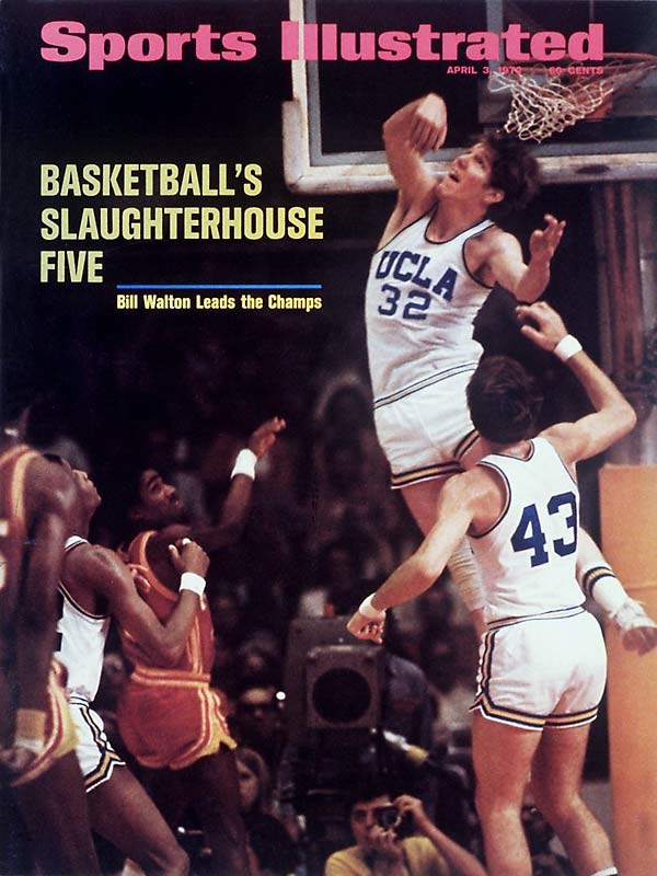 The Bruins returned just one starter -- senior guard Henry Bibby -- from the program's sixth national championship squad in seven years. But freshman team imports Bill Walton, Keith Wilkes and Greg Lee proved capable reinforcements as UCLA set the NCAA single-season record for margin of victory (30.3 points) and entered the '72 title game with a 29-0 mark. The Bruins sprinted to an early lead against Florida State and withstood a second-half rally to hold on for an 81-76 triumph and their seventh championship.