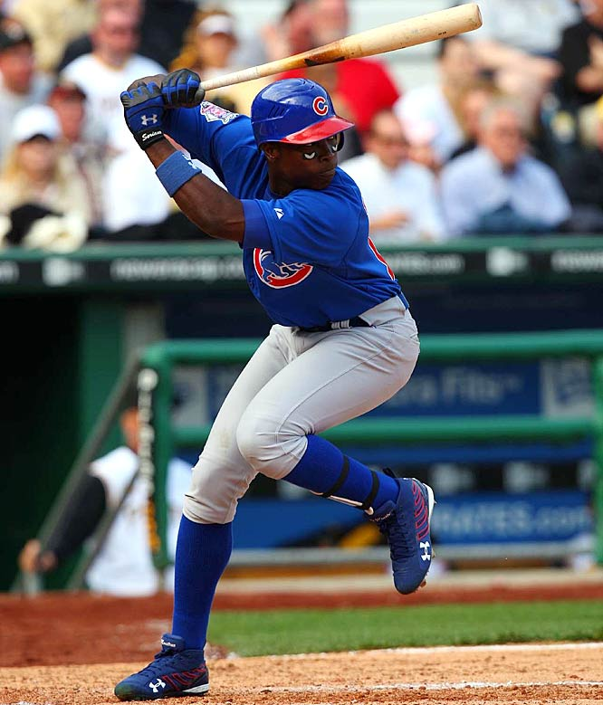 Is it just me, or does Soriano seem to do better in fantasyland when his doubters are in greater supply than his sycophants? If that's the case, then Soriano's dwindling supporters (like me) can expect another monster season for the oft-injured, yet immensely talented Cub. To be fair, I don't think Soriano will match his 40-40 season from '06; but he seems like a virtual lock for 32 HRs, 81 RBIs, 17 steals and -- get this -- a staggering 117 runs (assuming he hits leadoff).