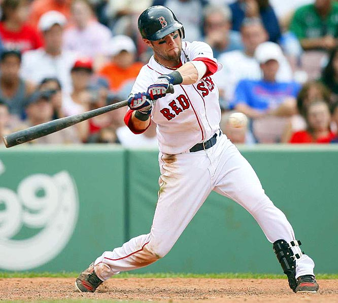 I'm not saying Pedroia will never top the indvidiual 5x5 numbers he posted from last year -- 17 HRs, 83 RBIs, 118 runs, 20 steals, .326 average -- but it's also reasonable to predict he'll never register better across-the-board stats than '08.