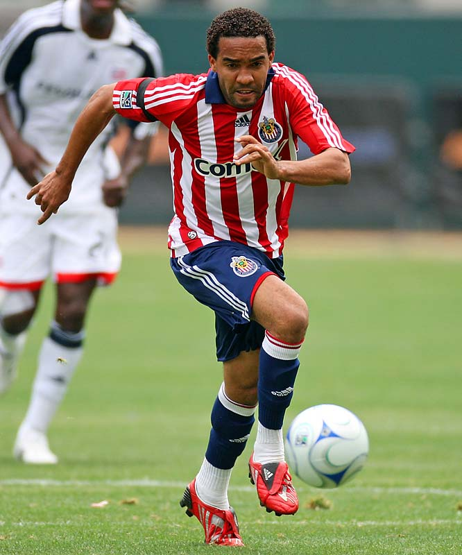 Galindo was a revelation two years ago, blazing past defenders and claiming a dozen goals. But then recurring injuries killed his season last year: just one goal in five games. If the Cuban defector can regain his form, he could lead the Goats to a conference championship like he did in '07.