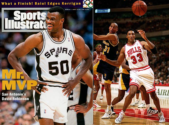 David Robinson (No. 1) and Scottie Pippen (No. 5) are Hall of Famers and Dream Teamers, and Reggie Miller (No. 11) just got the Hall call, too. Kevin Johnson (No. 7) averaged 17.9 points and 9.1 rebounds in 12 seasons. Mark Jackson (No. 18) trails only John Stockton on the all-time assists list.