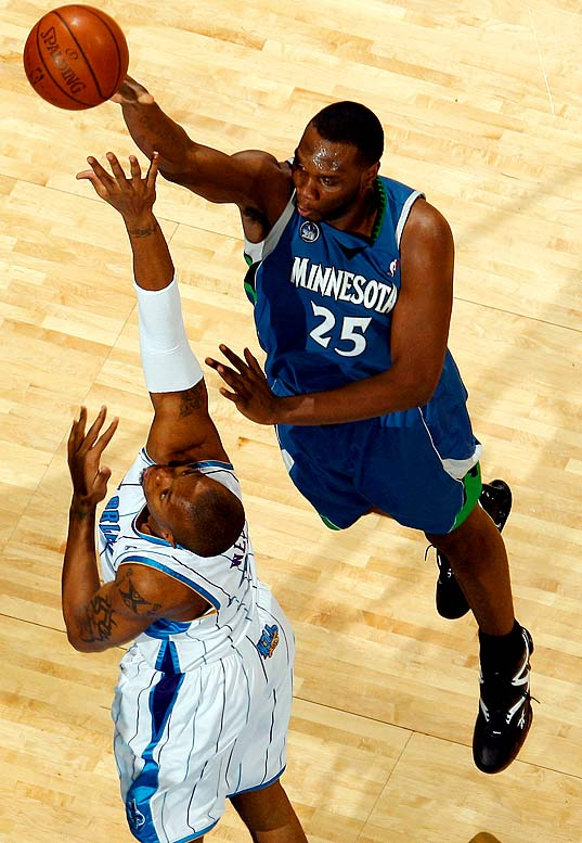 Big Al, a high school standout in Mississippi, has established himself as one of the best players never to make the All-Star team. The 6-10 forward-center joined Dwight Howard, Antawn Jamison and Carlos Boozer as the only players to average 20 points and 10 rebounds in 2007-08, and he was averaging 23.1 points and 11.0 rebounds in 2008-09 when he sustained a season-ending knee injury in February.