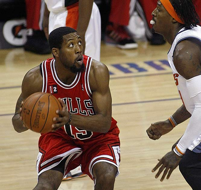 Detroit is battling Philadelphia for the Nos. 6 and 7 seed while Chicago is seeking to hold off several hopefuls for the eighth and final playoff spot in the Eastern Conference. The Bulls have been getting a big lift from John Salmons, who is averaging 22.6 points as a starter since being acquired from the Kings at the trading deadline.