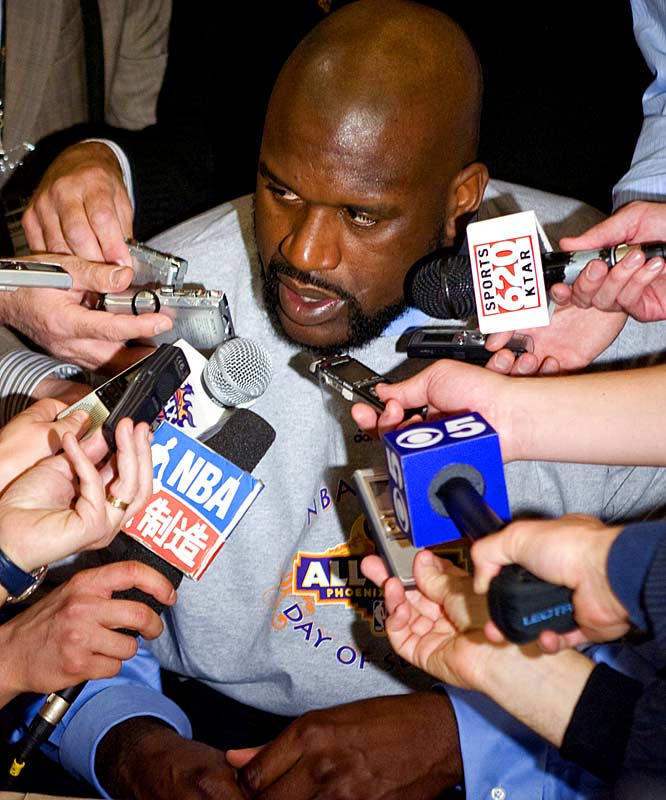"""I'm a quotacious kind of guy,"" is how Shaq, who announced his retirement on June 1, has described himself (well, one of many ways Shaq has described himself). Indeed, O'Neal -- when in the mood to engage the media -- tended to have a zinger or biting remark (or failed attempt at humor) at the ready for everyone from backup centers to his former teammates or coaches to even one of his ex-team's training staffs. Here are just some of Shaq's attacks over the years."