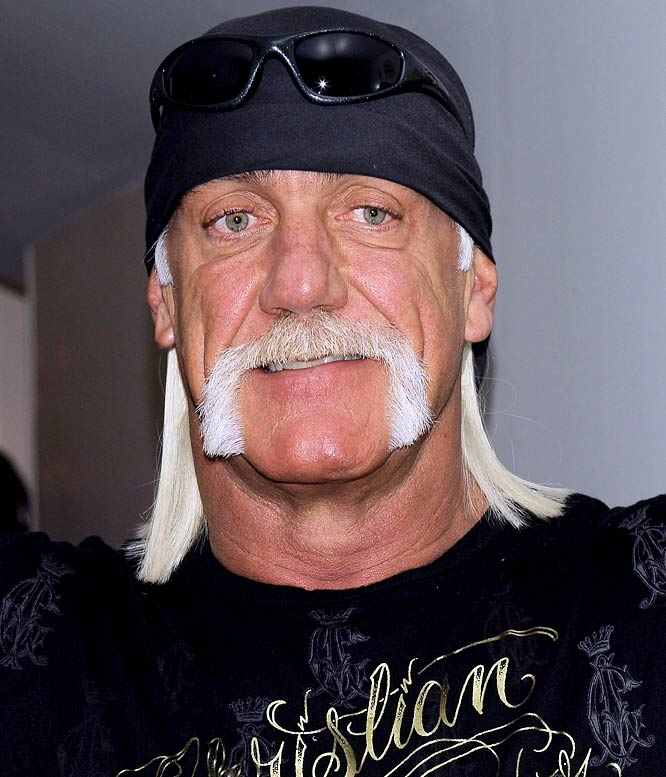 "Anything the Hulkster does is entertaining. Even leaving the courtroom is a perfect opportunity to cut a WWE-worthy promo with his wife's attorney. We can only hope that Hogan will find a way to make it to WrestleMania in a couple weeks and save us from having to watch Jimmy ""Superfly"" Snuka, Ricky ""The Dragon"" Steamboat and ""Rowdy"" Roddy Piper get back in the ring and face Chris Jericho."