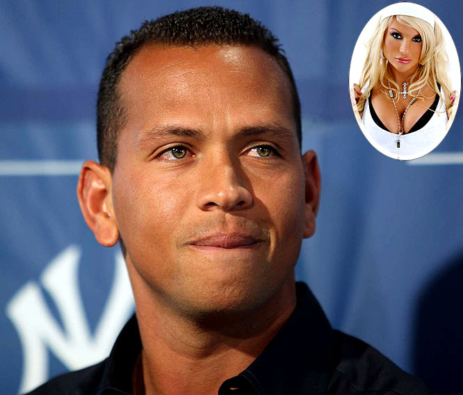 Is it possible for a week to go by without A-Rod attached to some kind of scandal? Didn't think so. This week A-Rod was linked to former Manhattan madam Kristin Davis, who supplied Eliot Spitzer with hookers. Well, at least, he's aligning himself with a powerful politician now, albeit, a disgraced, formerly powerful politician.
